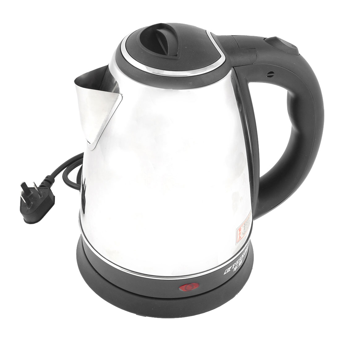 Kitchen Stainless Steel 1.8L Electric Pot Kettle AC 220V 1500W AU Plug