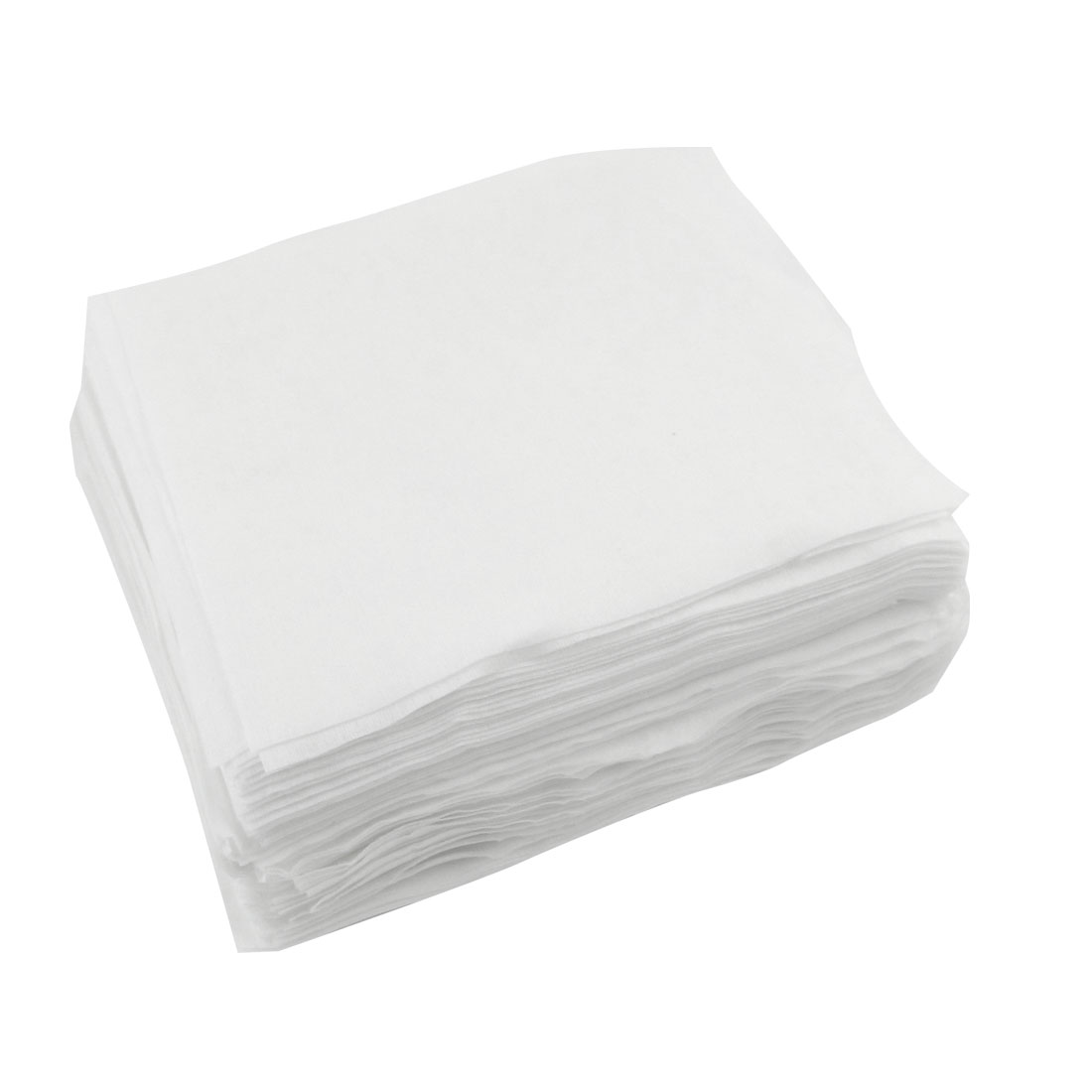 "300 Pcs 6"" x 6"" White Dustless Cleanroom Wipers Wiping Cloth"