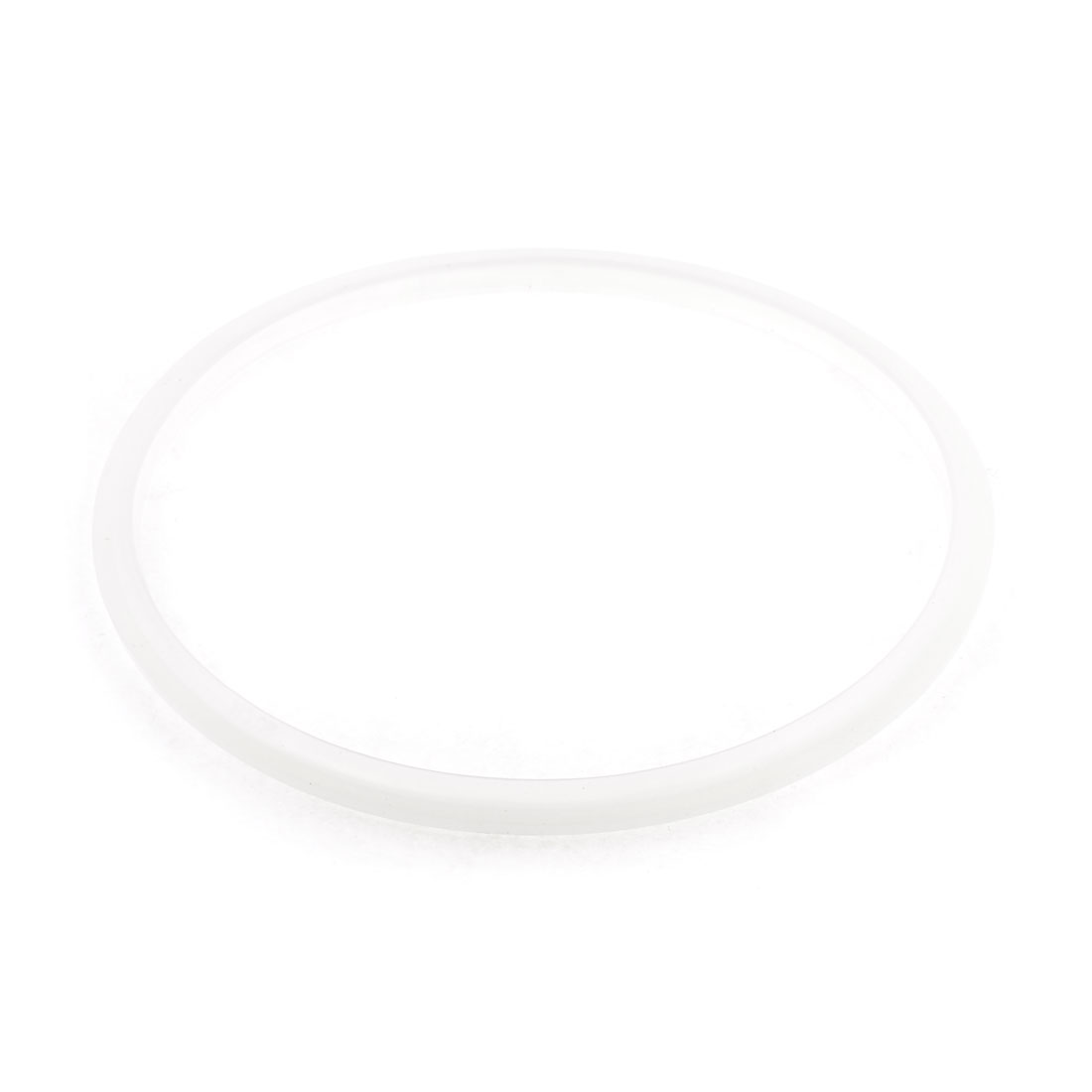 Kitchen Pressure Cooker 20cm Dia Silicone Gasket Sealing Ring White