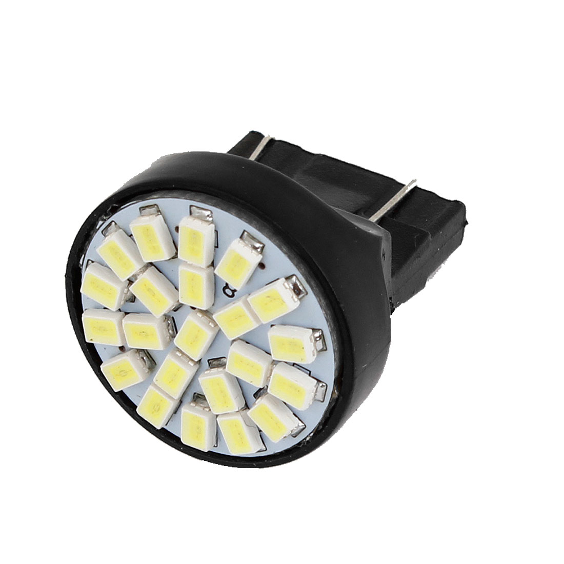 White 1206 SMD 22 LED Turn Signal Brake Light Lamp Bulb T20 for Auto