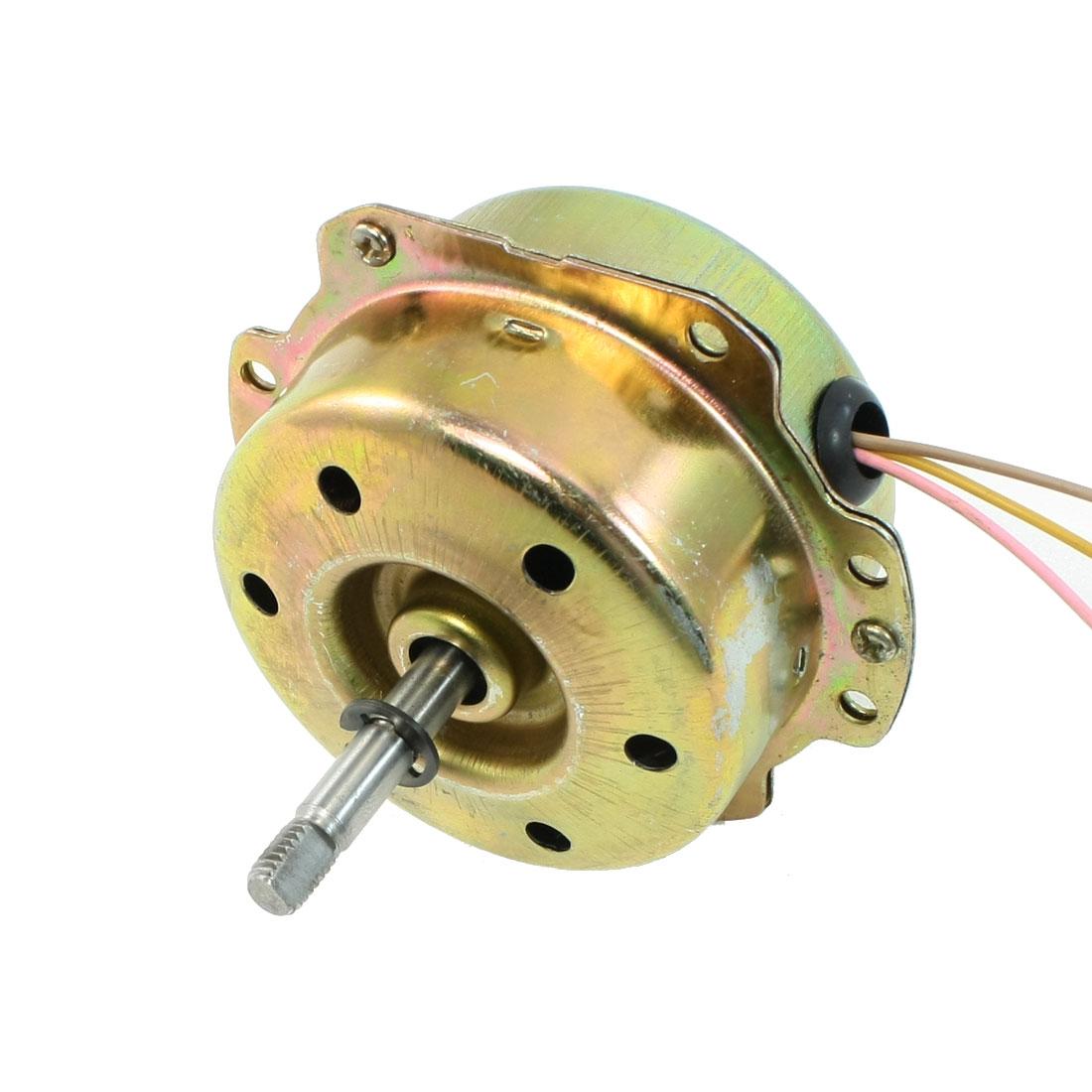 AC 220V 50Hz 0.18A 45W Power 3 Lines Ventilator Fan Motor