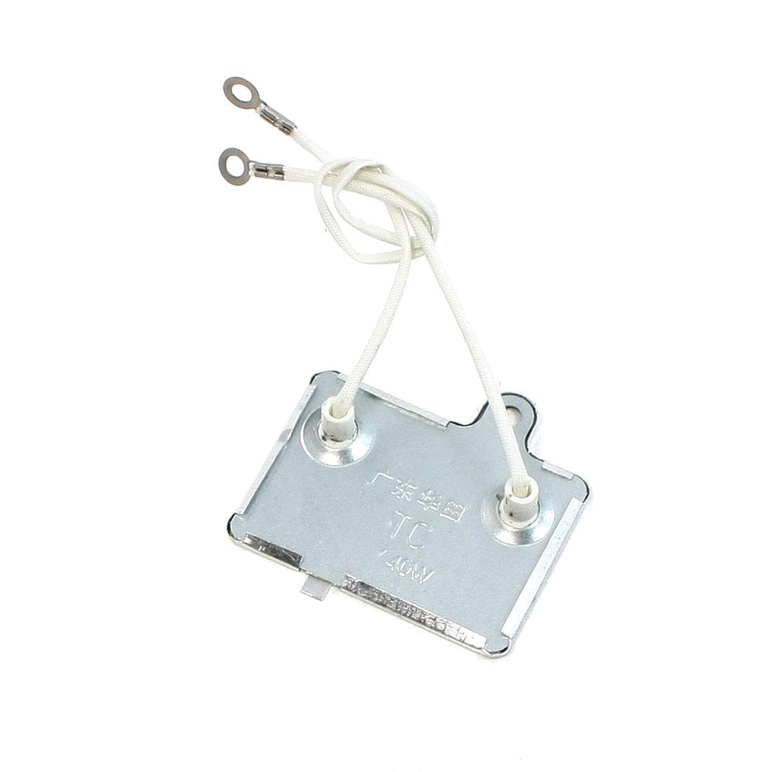 Rice Cooker Aluminum Foil Heater Rectangular Plate AC 220V 40W