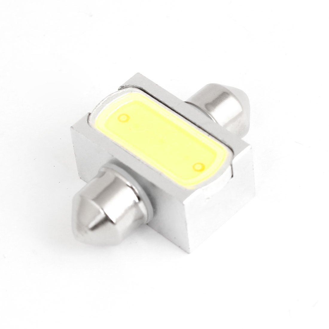 Auto Car 1.5W White SMD LED Festoon Dome Map Light 31mm
