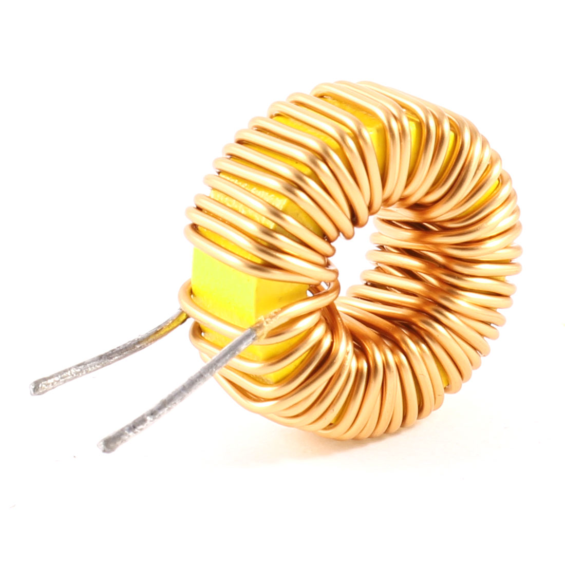 Toroid Core Inductor Wire Wind Wound 100uH 34mOhm 5A Coil