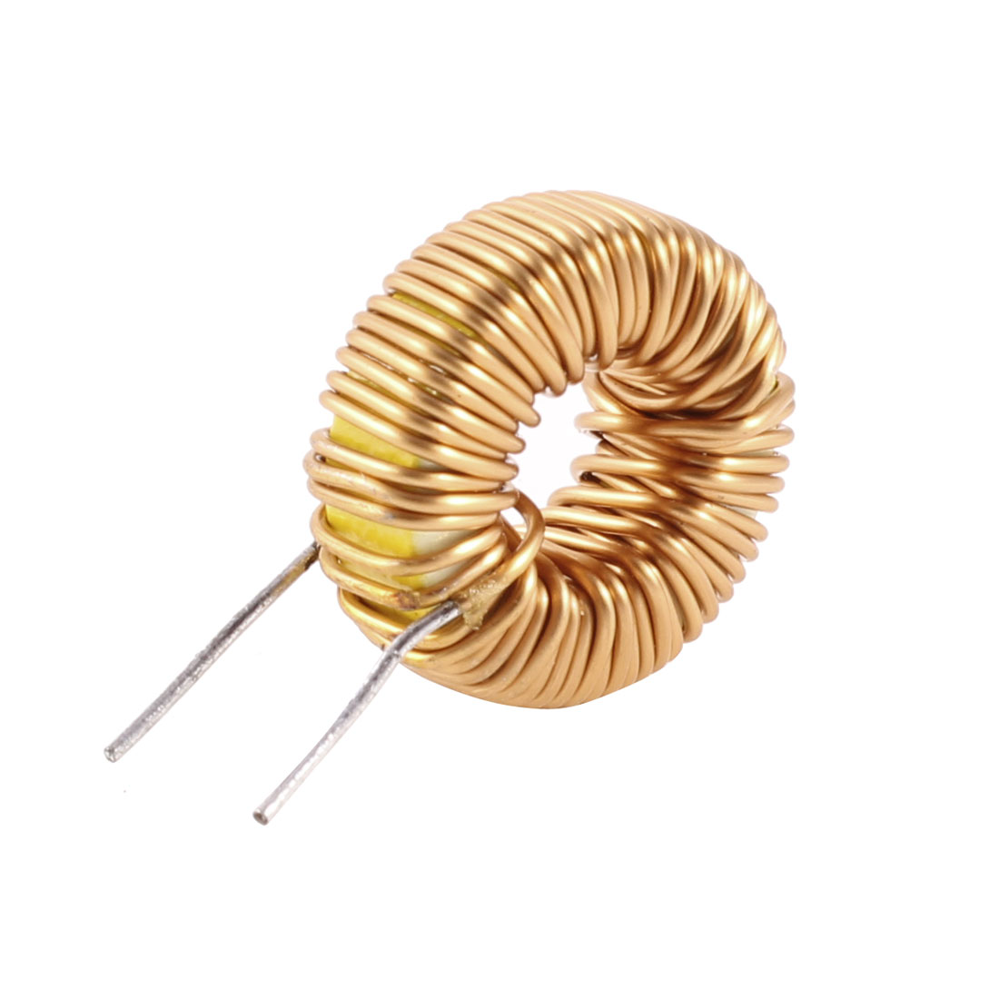 Toroid Core Inductor Wire Wind Wound 150uH 42mOhm 5A Coil