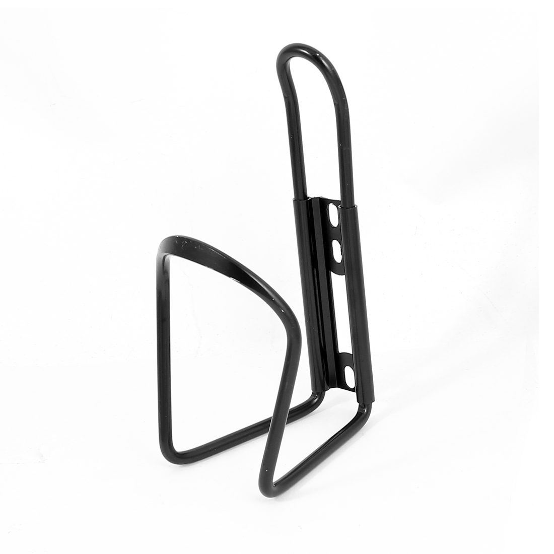 Black Aluminum Alloyl Bottle Cage Bracket Holder for Bicycle Cycling