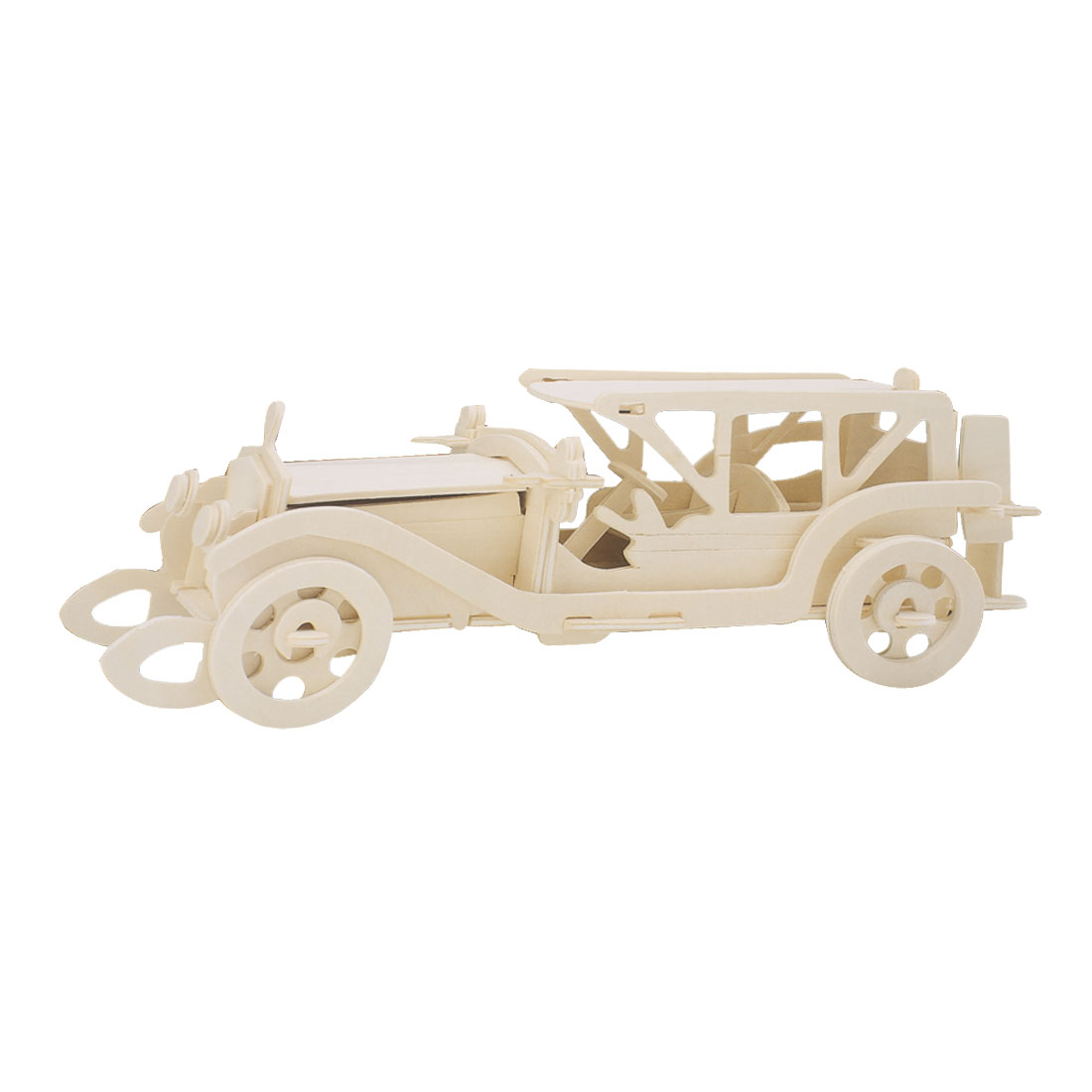 Franklin Rolling Automobile 3D Jigsaw Puzzle Model DIY Toy for Teenagers