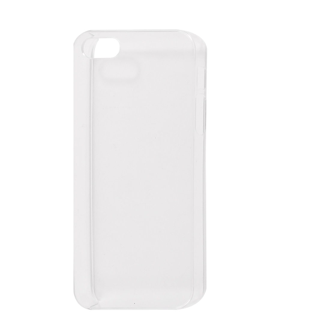Ultrathin Clear Plastic Protective Case Cover for iPhone 5 5G