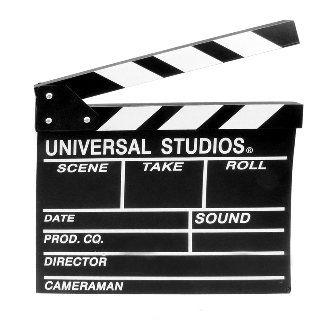 Director Film Action Clapper Board Scene Marker TV Film Movie Clapperboard