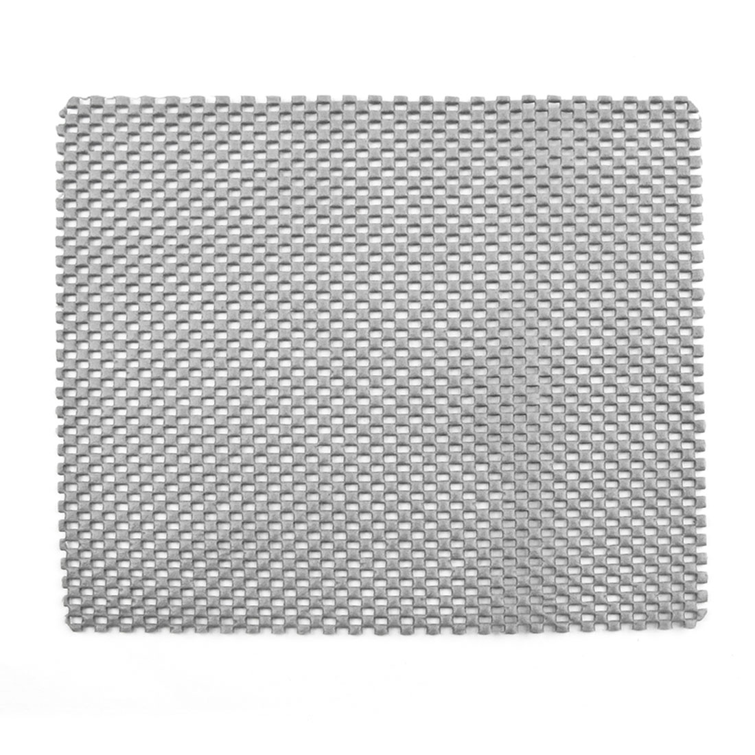 Car Dashboard Grid Anti Slip Mat Pad Holder Gray for Cell Phone Glasses