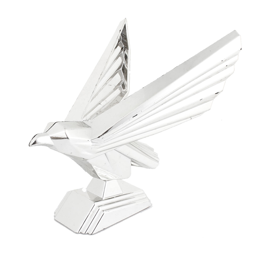 Universal Plastic Flying Eagle Shaped Badge Emblem Sticker for Car
