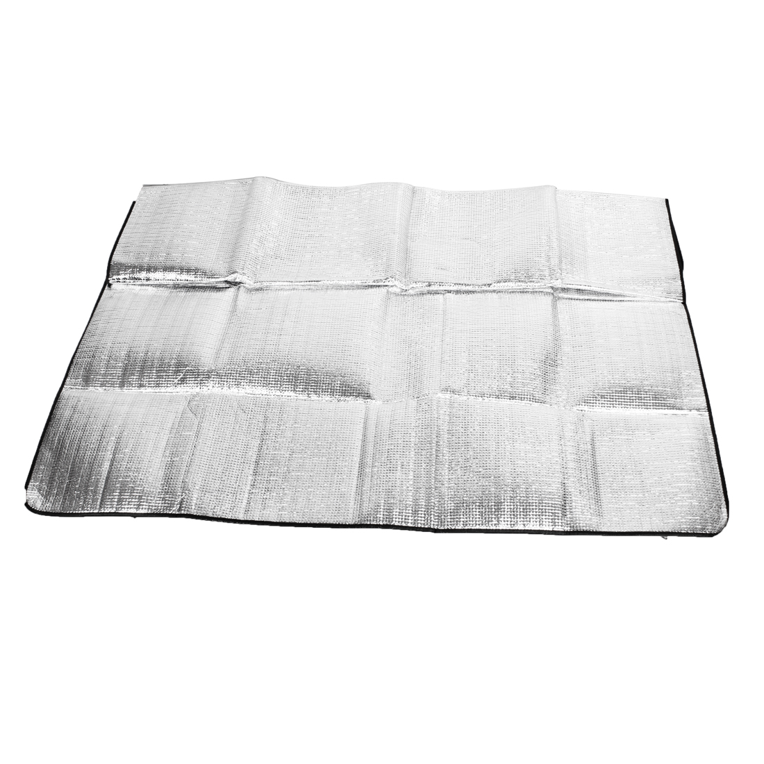 Aluminum Foil Water Resistant Sleeping Pad Mat Outdoor Camping Mattress