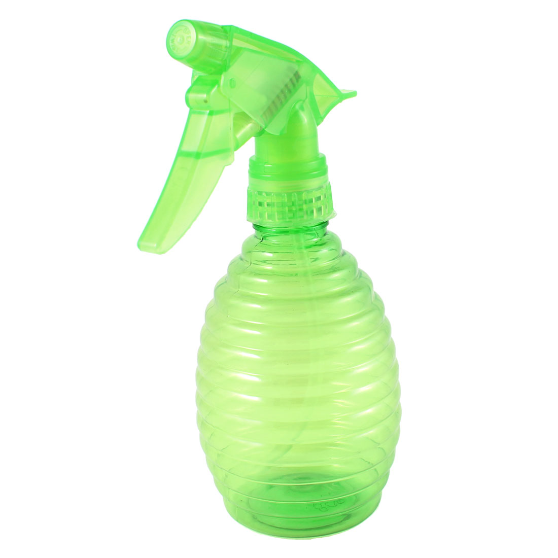 350ml Green Plastic Trigger Bottle Hairdressing Water Sprayer