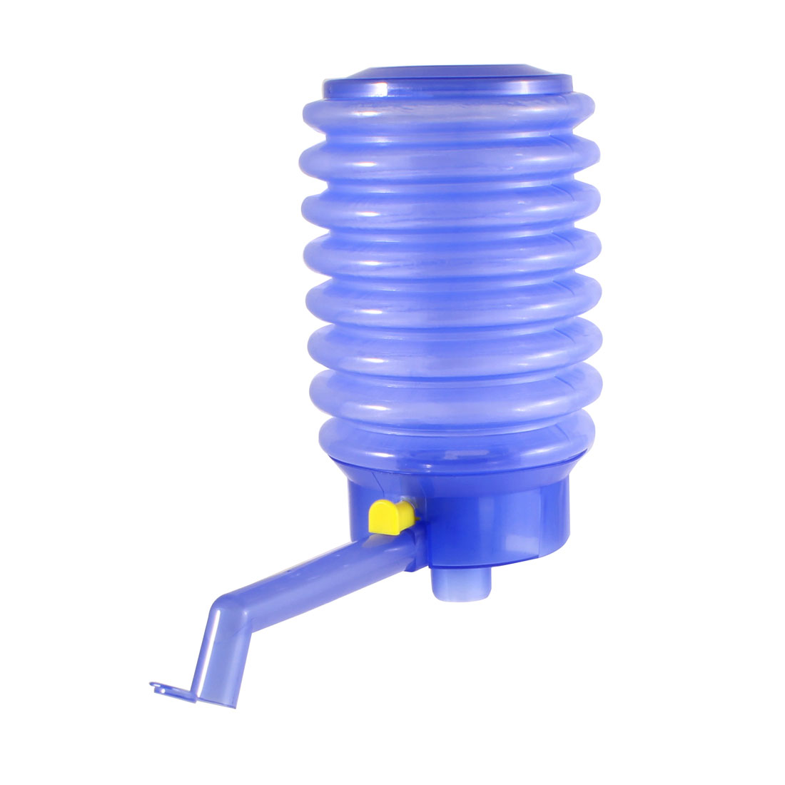 Blue Plastic Outdoor Indoor Drinking Water Press Pump