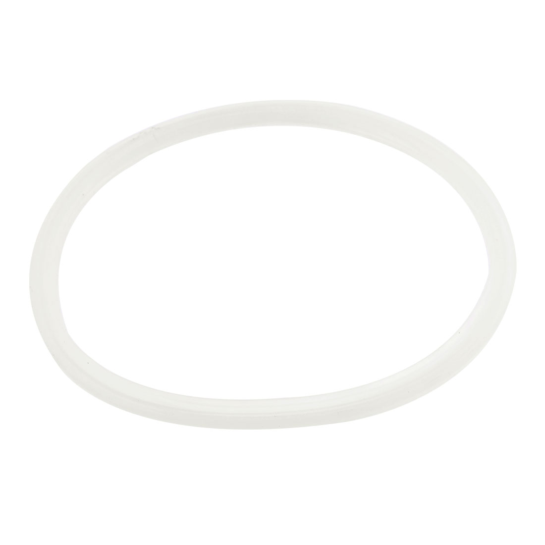 Replacement Pressure Cooker 18cm Inner Dia Sealing Ring Gasket Clear