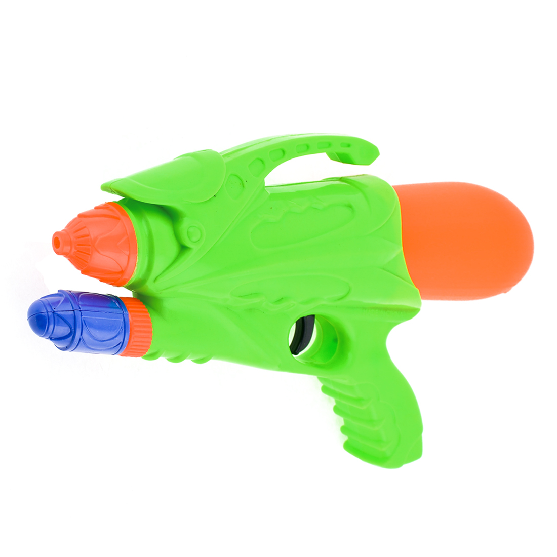 Kids Orange Red Green Pump Action Plastic Game Fun Squirt Fighting Water Gun