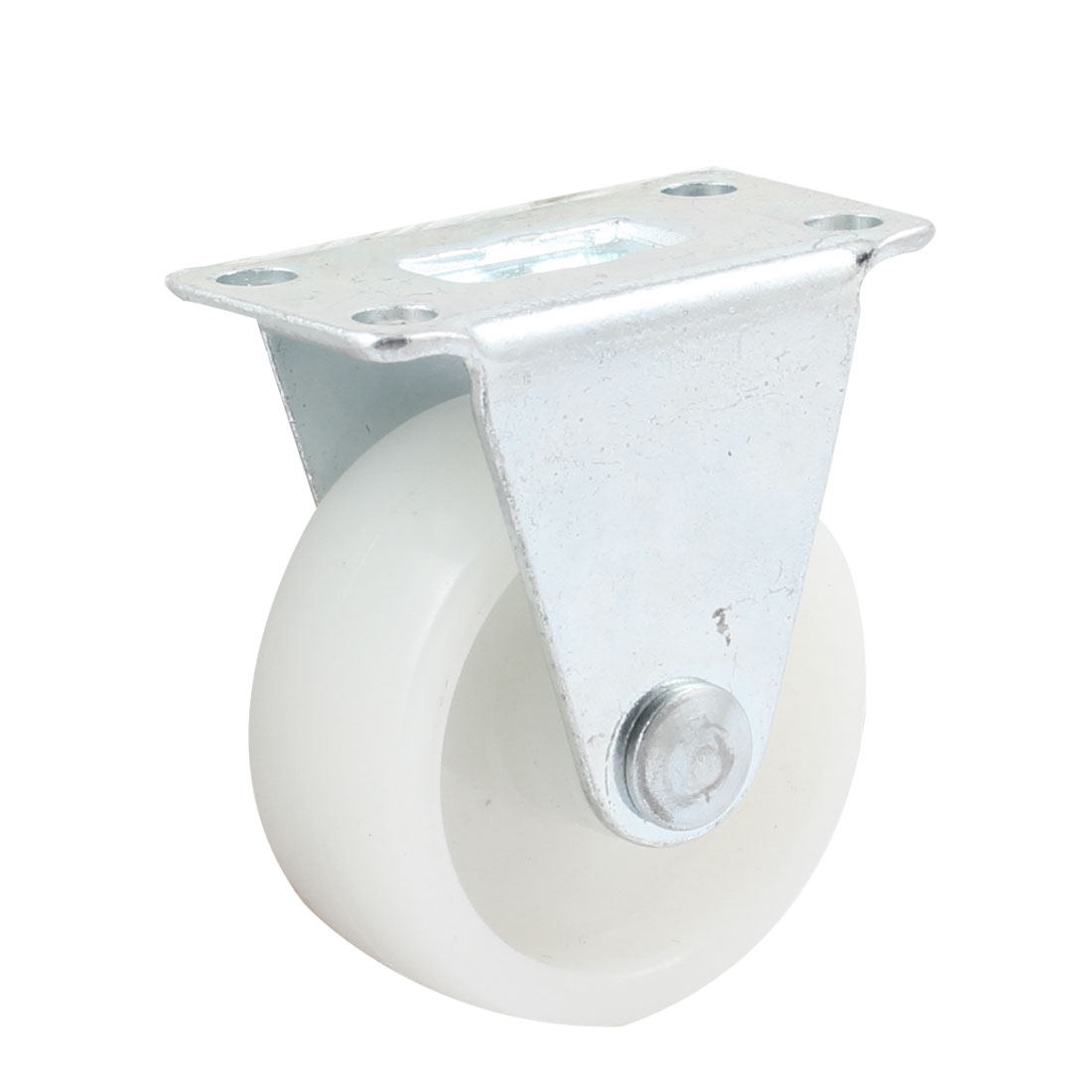 Rectangular Mounted Top Plate 40mm Plastic Directional Wheel Casters