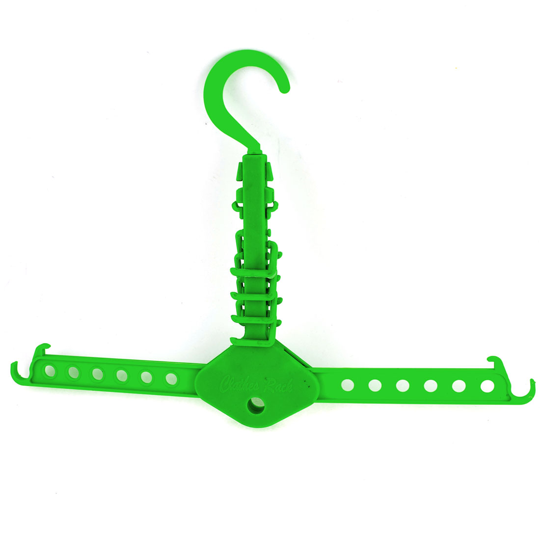 Green Magic Changeable Clotheshorse Scarves Hanger Hook Rack Shelf
