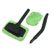 "17.3"" Black Green Plastic Detach Handle Windscreen Windshield Wiper for Car"