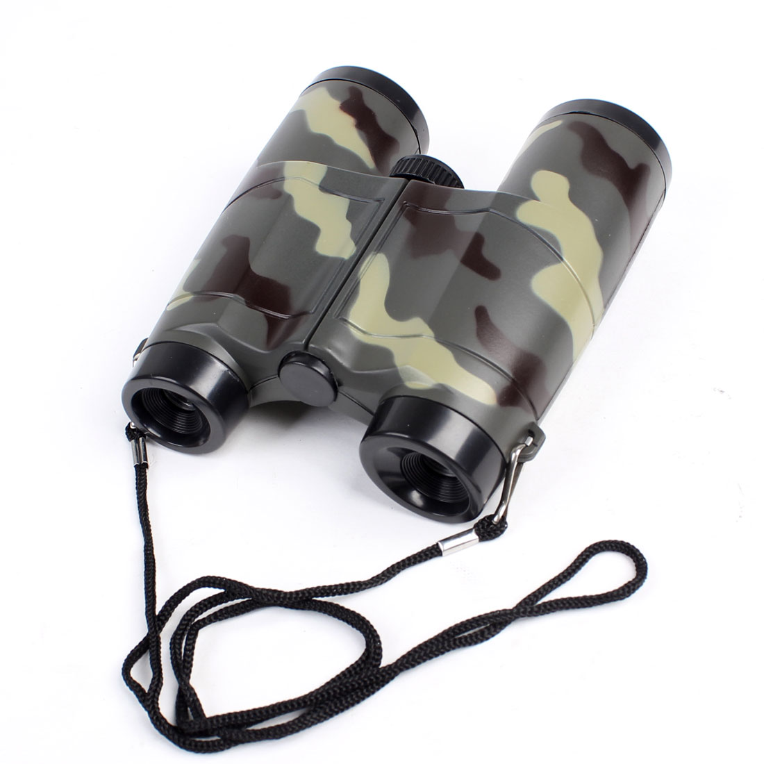 Child Kids Camouflage Pattern Plastic Binoculars Telescope Toy