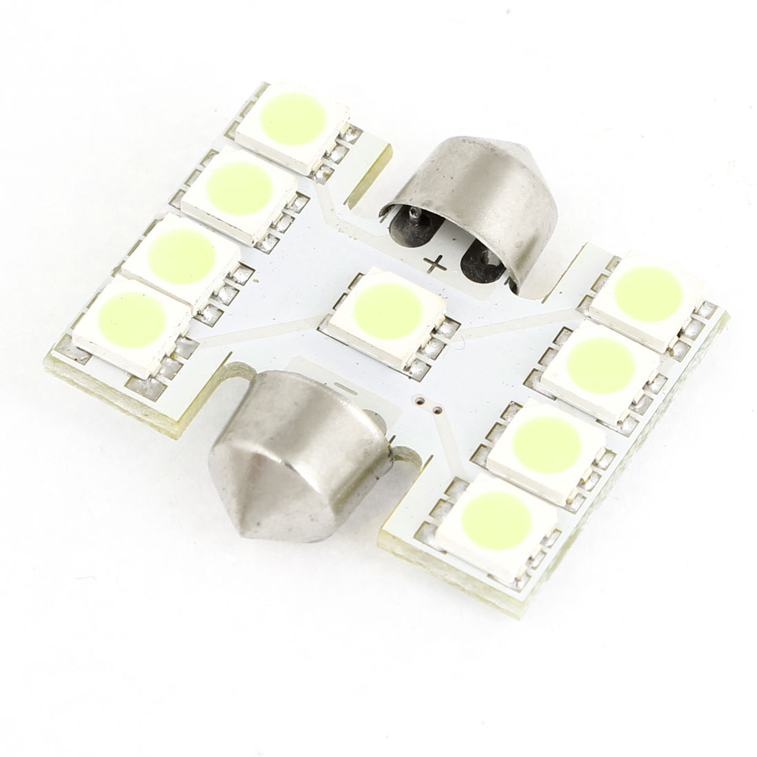 Car Auto 31mm White 5050 SMD 9 LED Festoon Dome Map Light 3021 3022 Bulb DC 12V