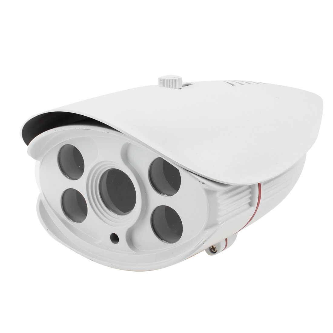 "8.7"" Outdoor Waterproof 4 LED Board CCTV IP Camera Housing Protector"