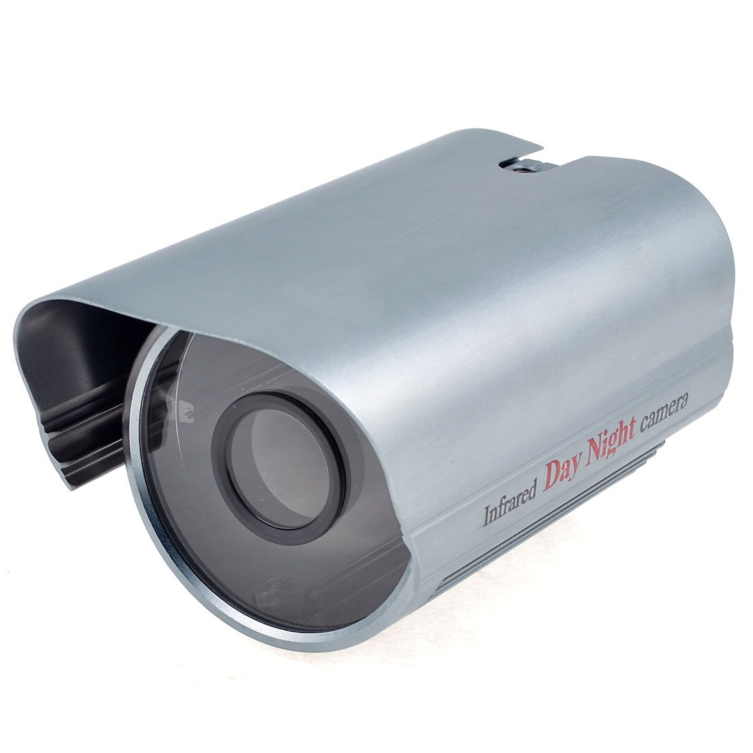Protective Aluminium Security Alloy CCTV IR Camera Housing Case Gray 6""
