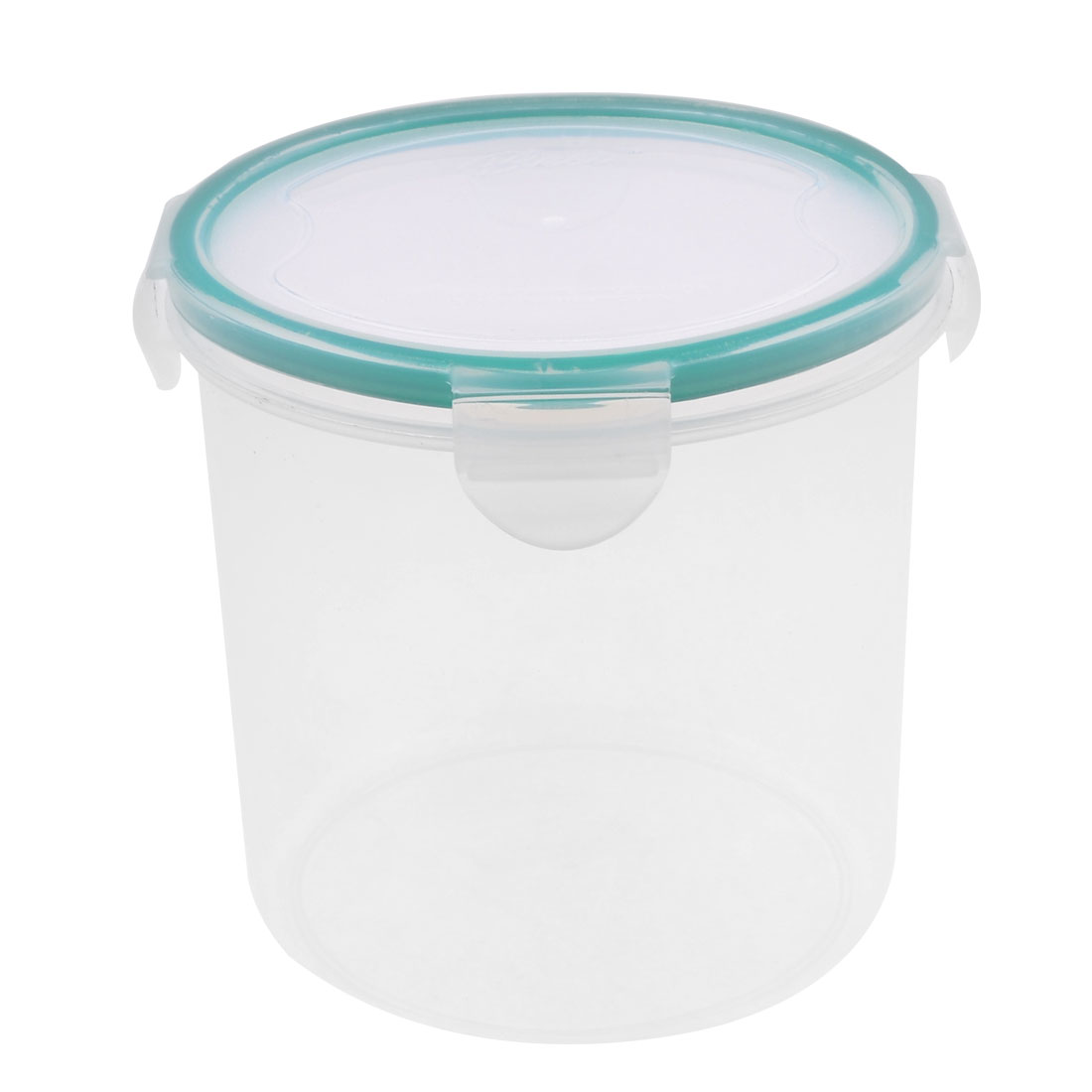 Clear Plastic Cylinder Shaped Preservation Keeping Fresh Box 1200ml