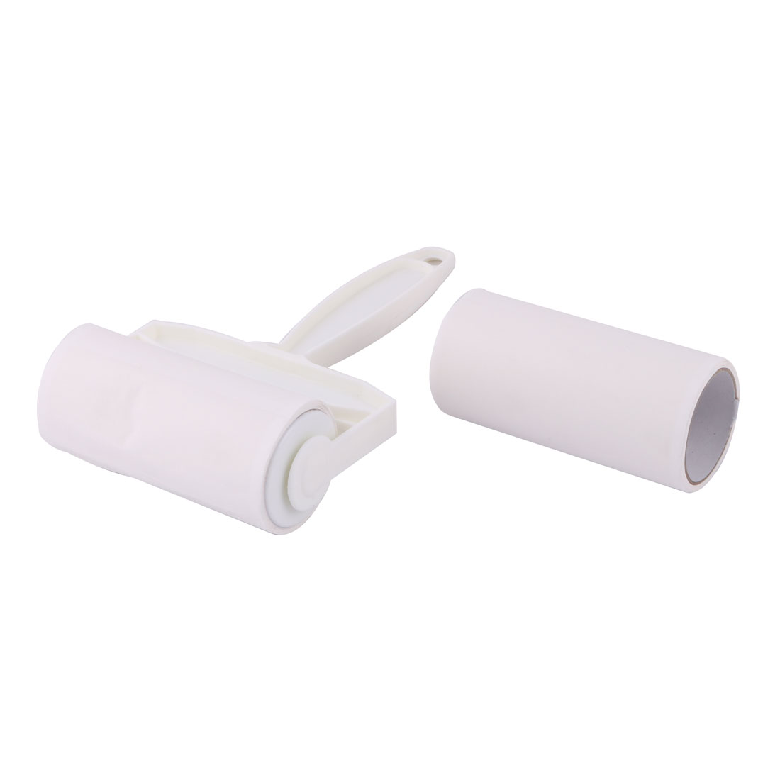 Clothes Anti-static Sticky Plastic Roller Manual Cleanner Tool
