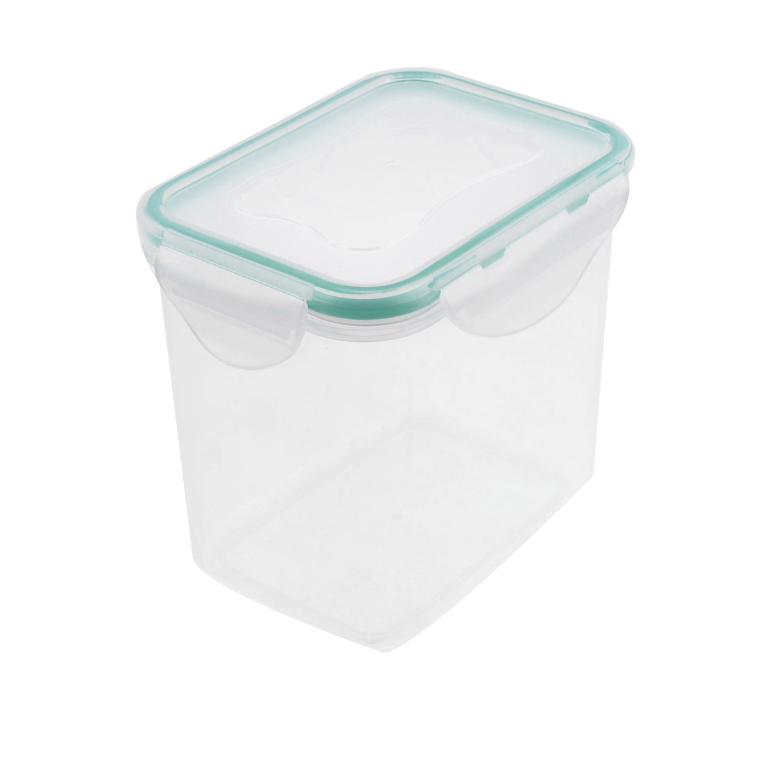 Clear Plastic Rectangle Shaped Preservation Keeping Fresh Box 900ml