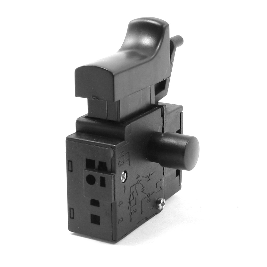 6A 250VAC 5E4 Manual Operation Lock FA2-4/1BEK Trigger Switch for Keyang 10A
