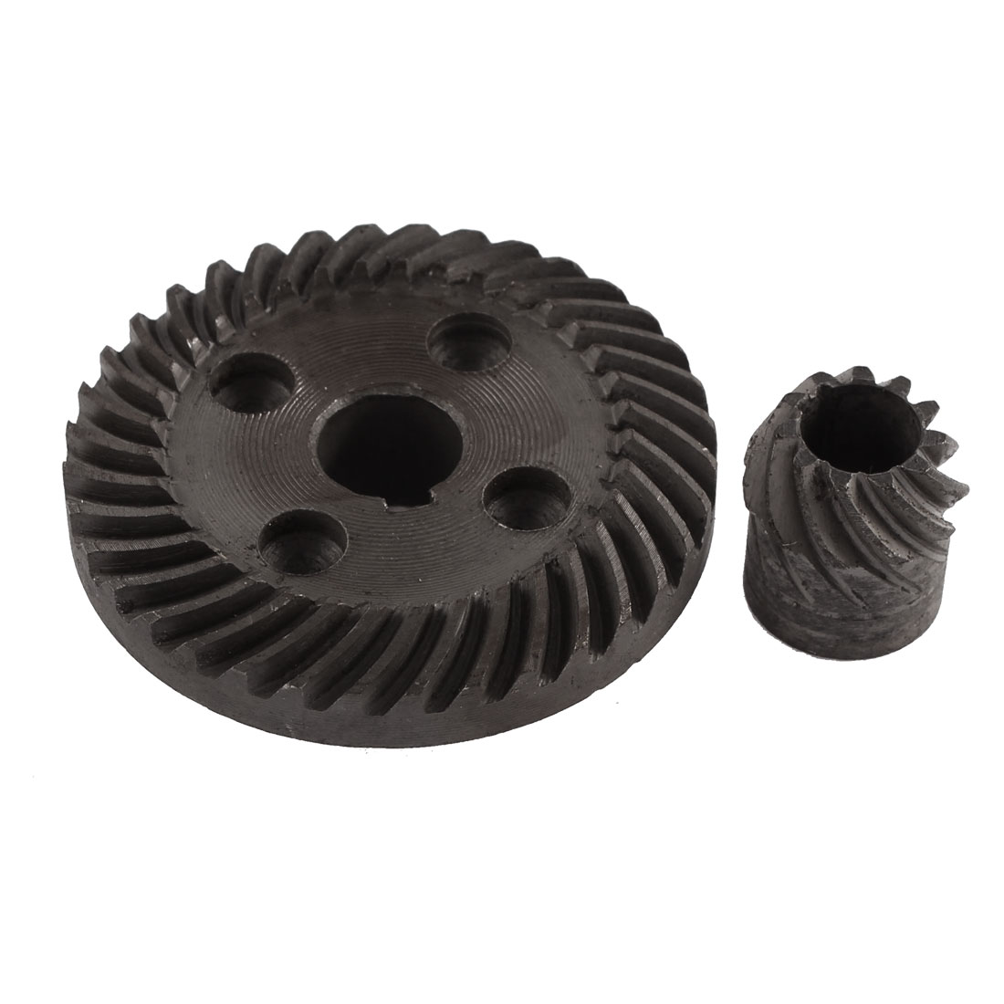Electric Grinder Spare Parts Black Metal Gear Wheel Set for Dewalt 100