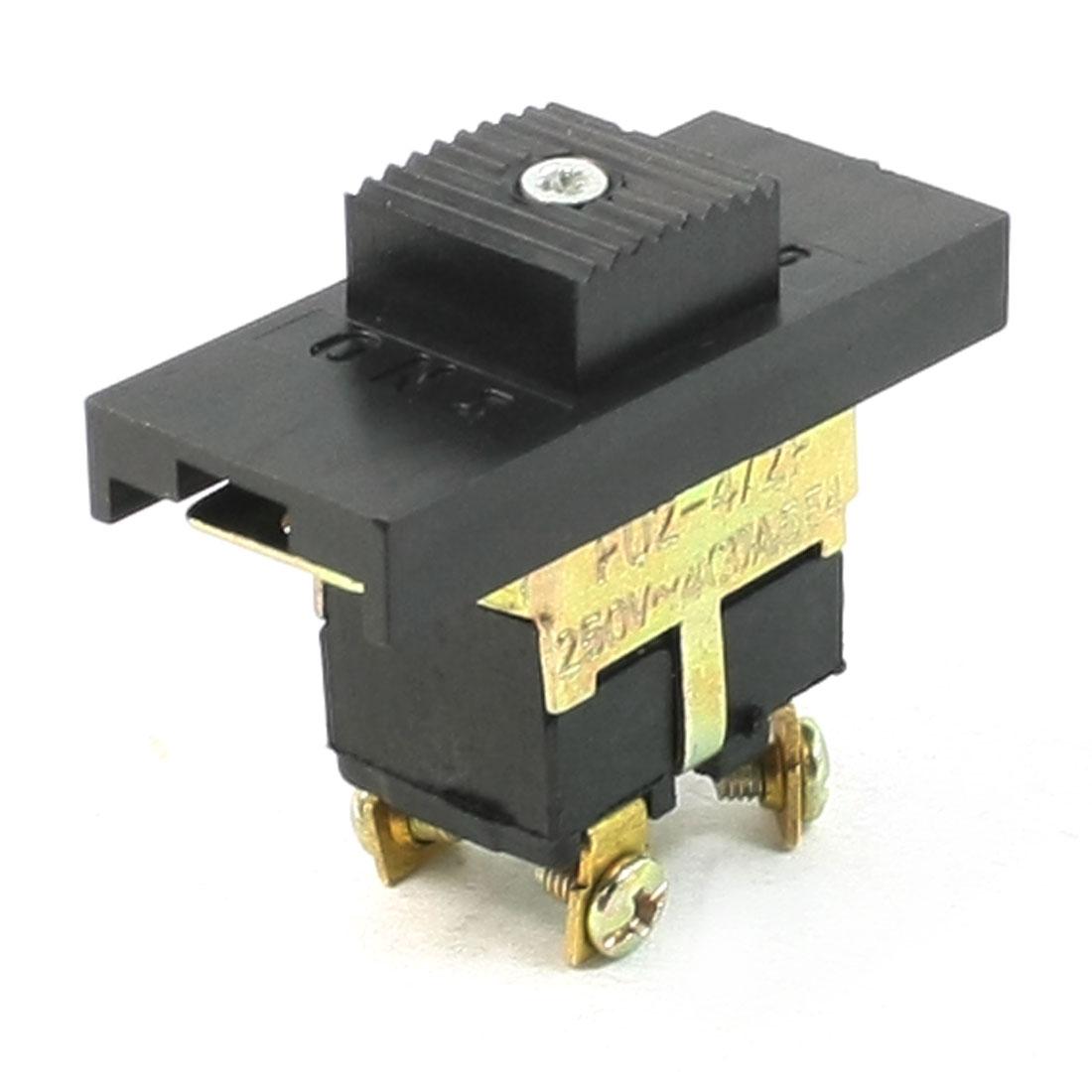 AC250V 4A On/Off Mark Finishing Sander Slide Switch for Makita 9045