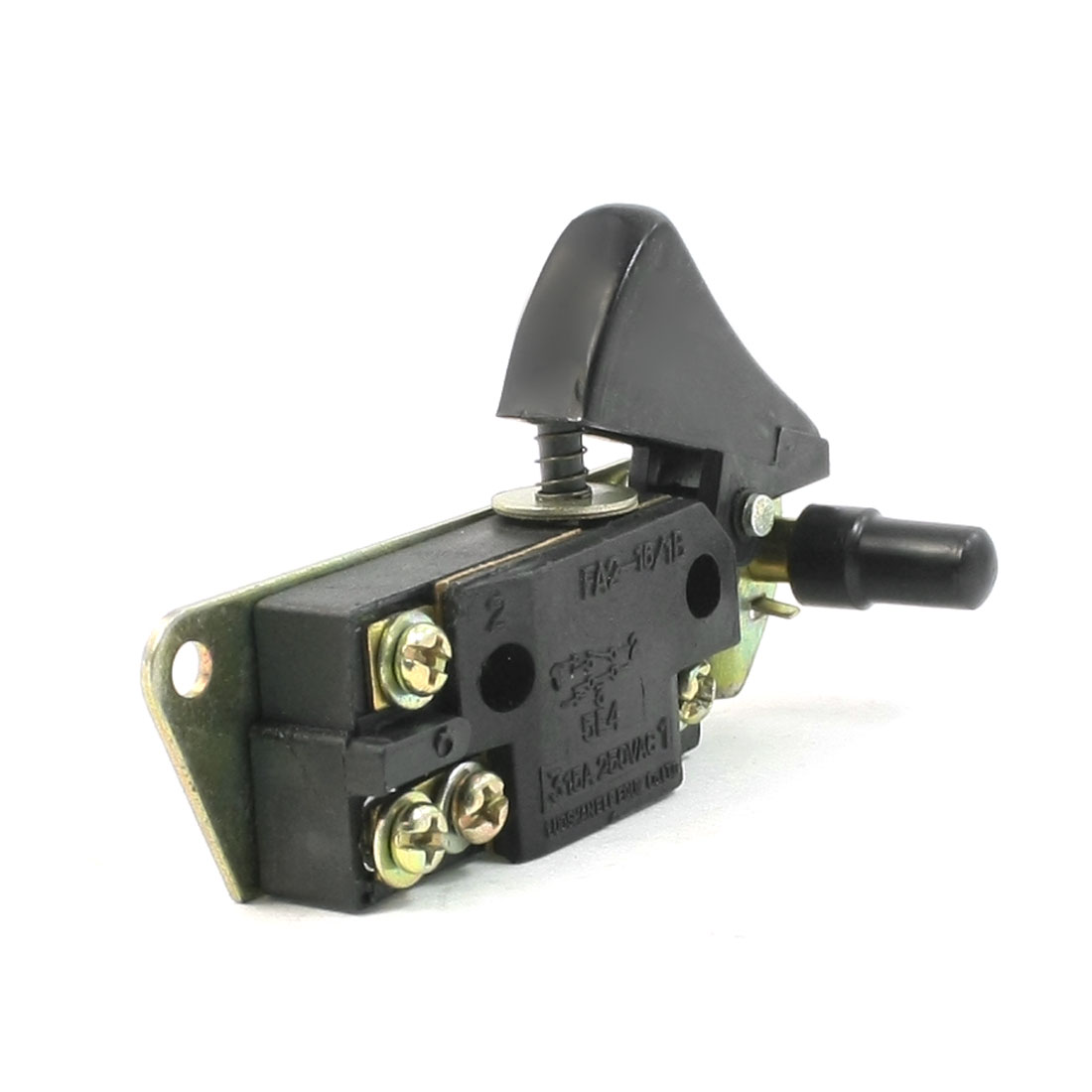 AC 250V/15A SPST Off-Lock Trigger Switch for Makita 5016 Electric Chain Saw