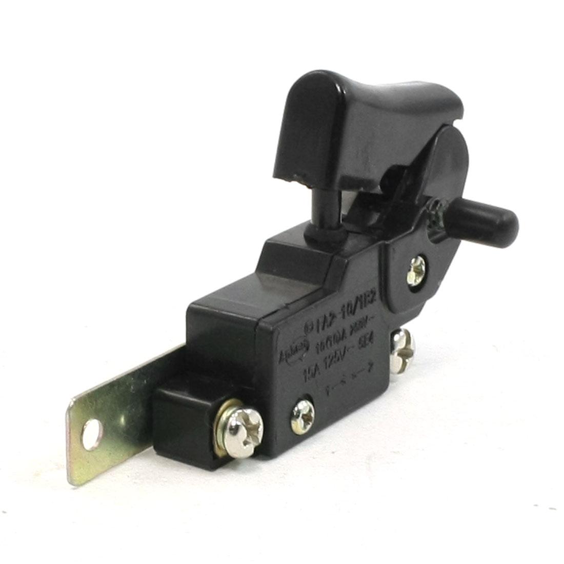 Cut off Machine Trigger Switch SPST AC 250V/10A 125V/15A for Hitachi CC14