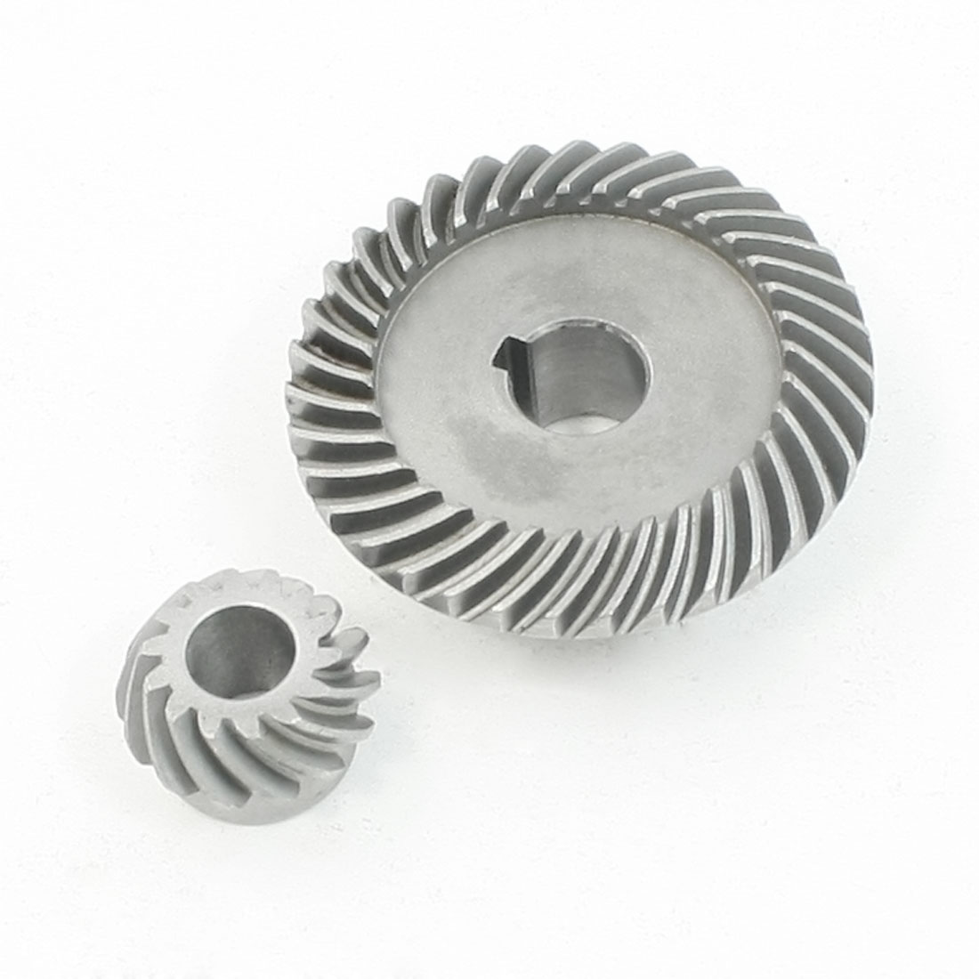Electric Angle Grinder Spare Part Spiral Bevel Gear Pinion Set for LG 100