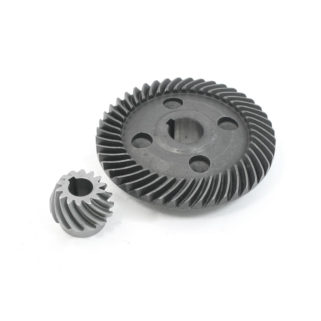 78mm Spiral Bevel Gear 26.5mm Pinion Set for Hitachi 180 Angle Grinder