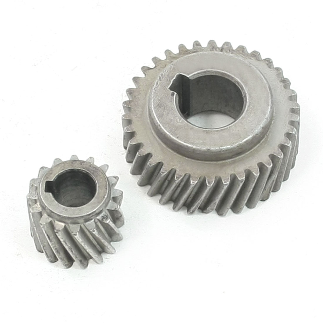 Electric Marble Cutter Helical Gear Pinion Set Replacement for Bosch 110