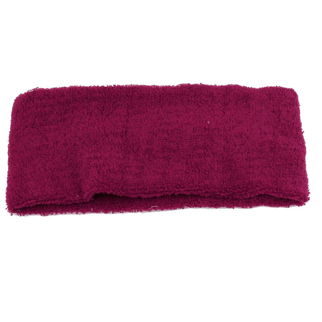 Adult Volleyball Running Exercise Protective Stretch Head Band Burgundy