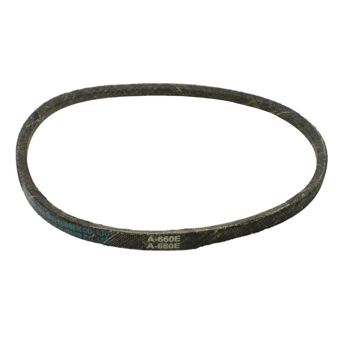 """66cm 25 63/64"""" Inner Girth Rubber Transmission Belt for Washing Machine"""