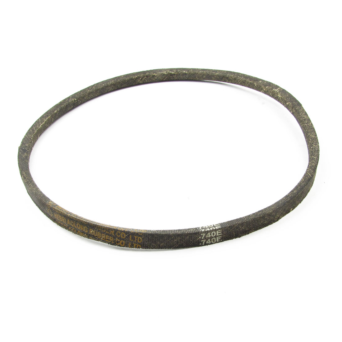 A-740E 74cm Inner Girth V Type Rubber Transmission Belt for Washing Machine