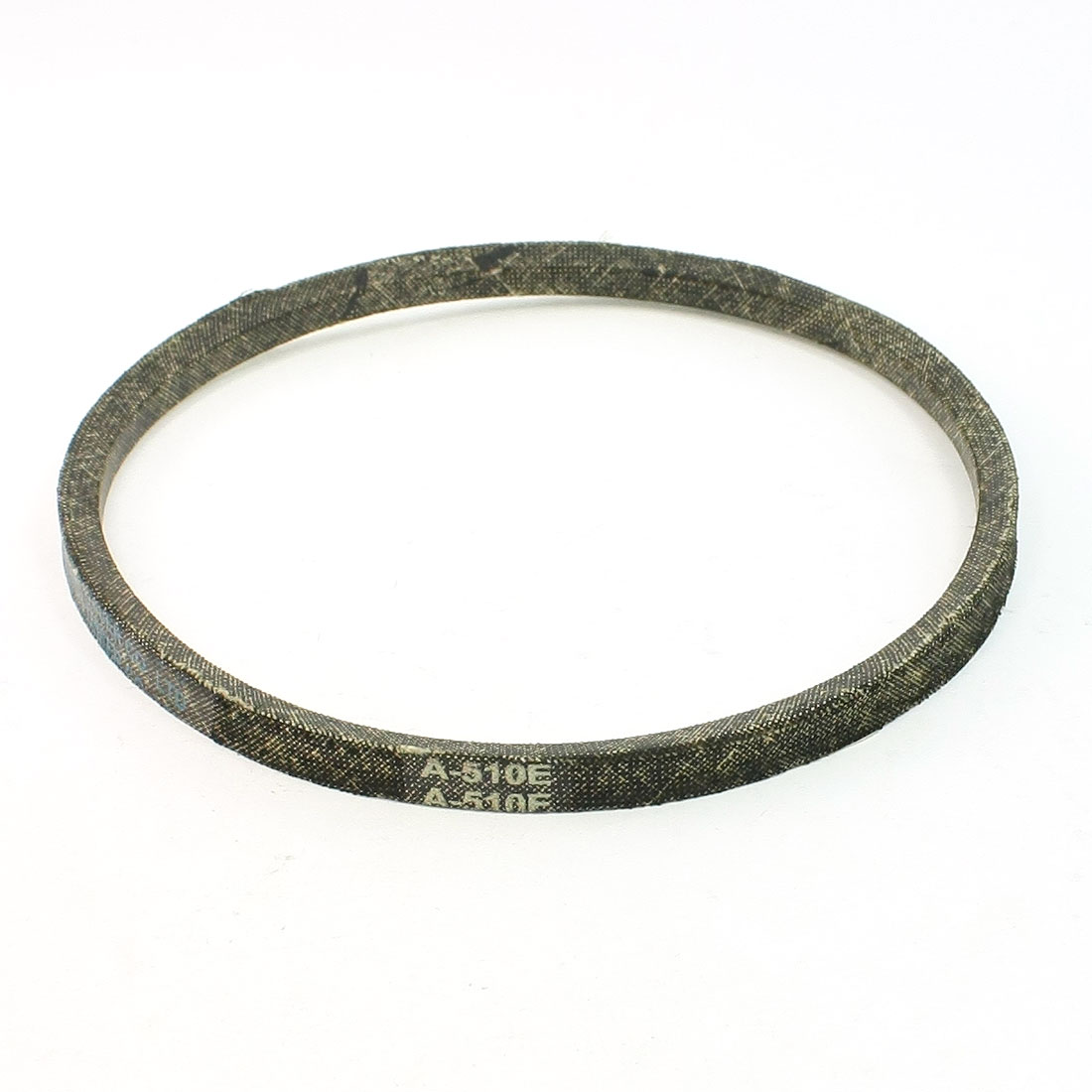 Black Washing Machine Motor A Type V Belt Girth 510mm Top Width 13mm