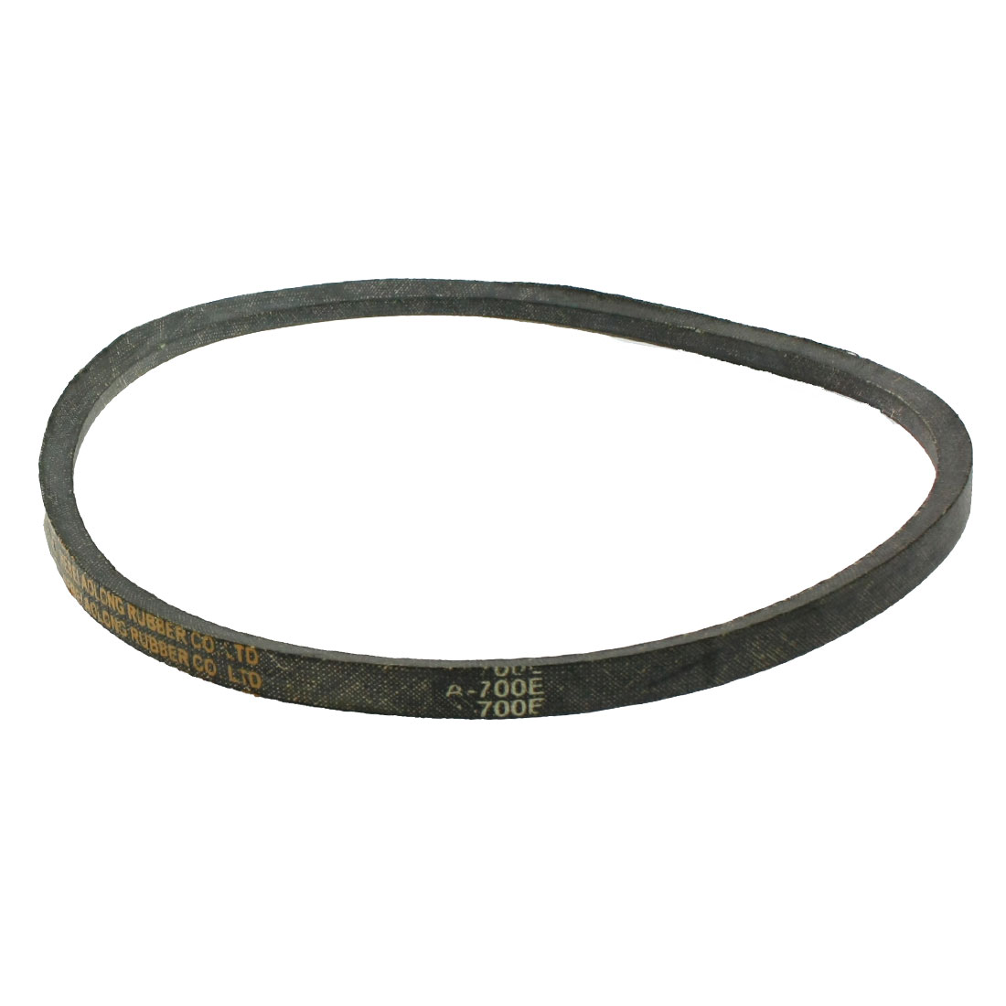 "A-700E 27 9/16"" Inner Girth V Type Rubber Transmission Belt for Washing Machine"