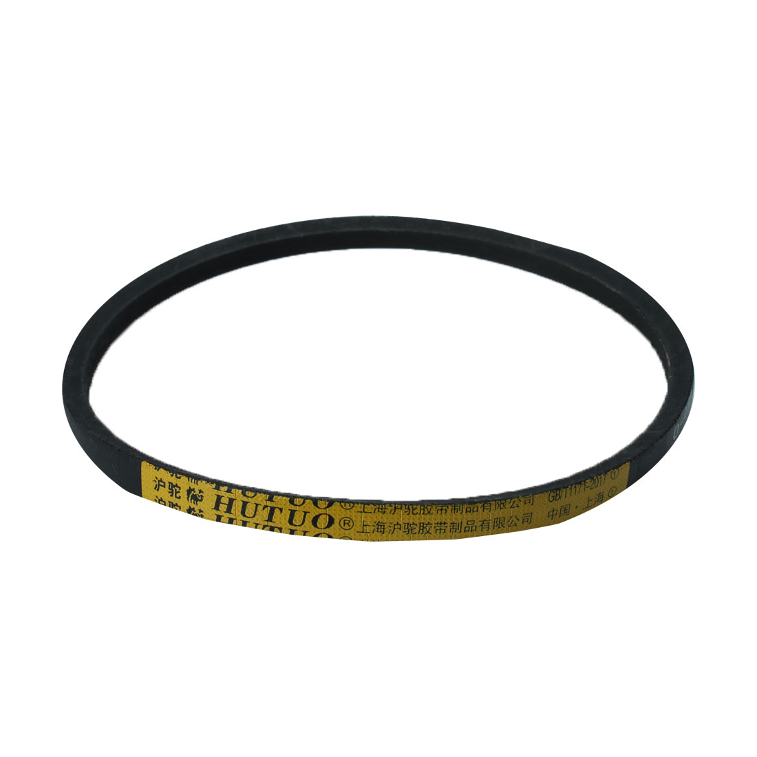 Black Washing Machine Motor O Type Belt Fiting Girth 468mm O-468E