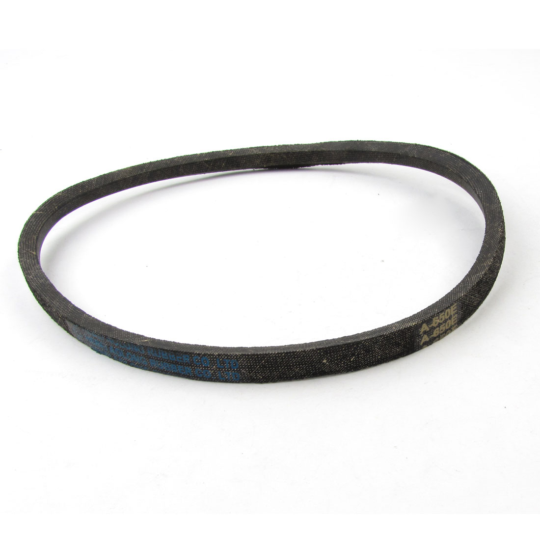 "A-650E 65cm 25 1/2"" Inner Girth Rubber Transmission Belt for Washing Machine"