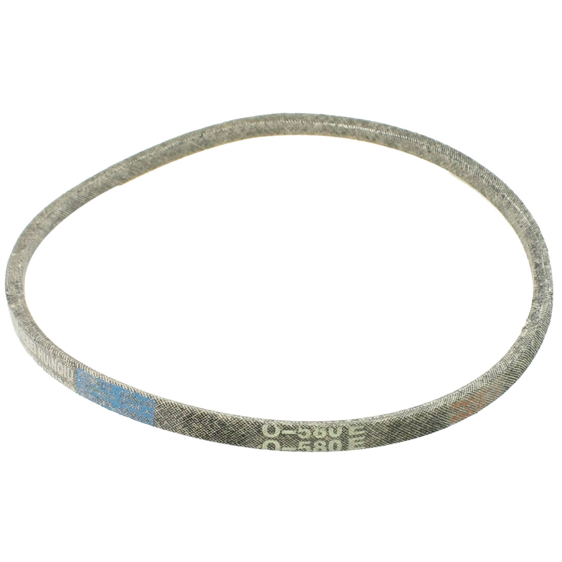 Washing Machine Motor V Belt Replacement 10mm Outer Width 58cm Inner Girth