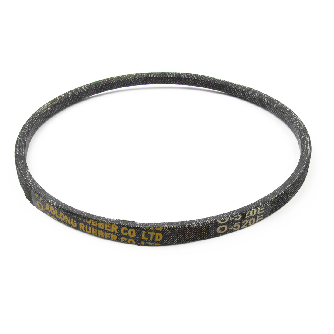 9mm Outer Wide 6mm Thickness O-520E Washing Machine Repair Part Rubber Belt