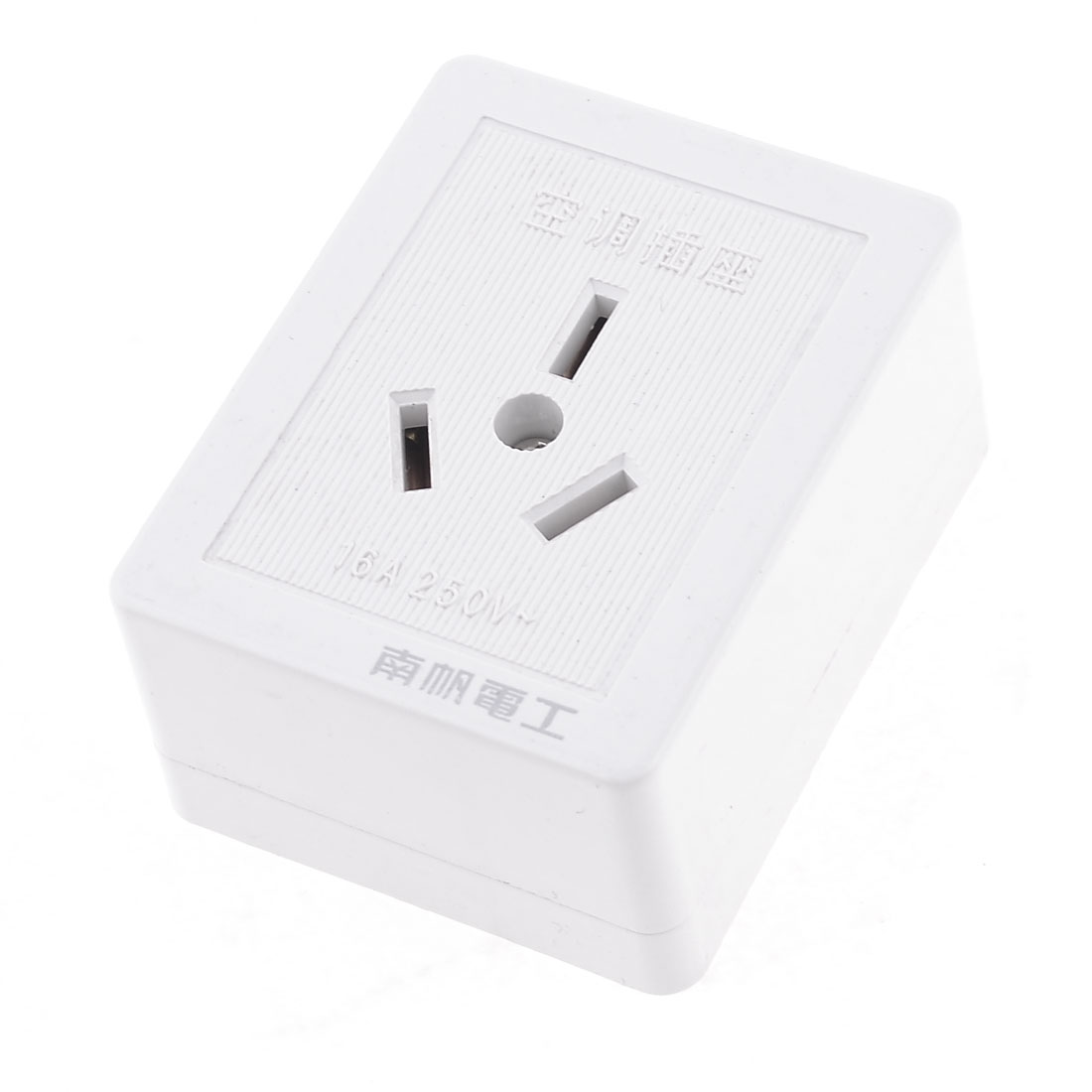 AU Plug Socket White Panel Home Air Condition Power Wall Plate AC 250V 16A