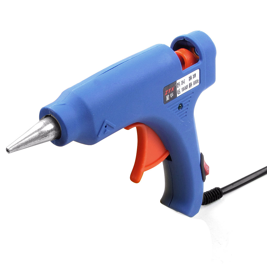 US Plug AC 100-240V 20W Hot Melting Hand Tool Trigger Glue Gun