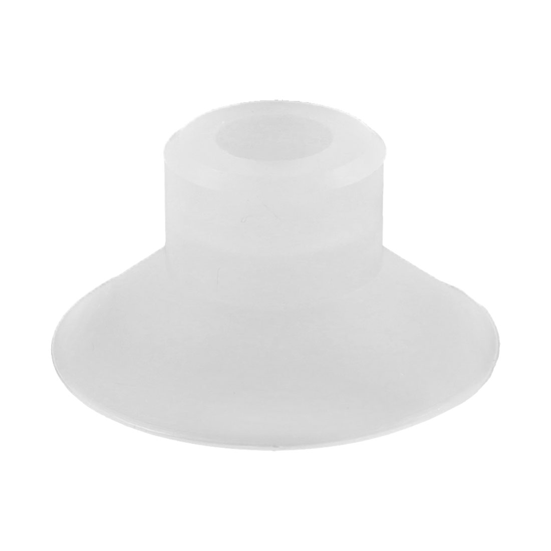 30mm x 14mm Silicone Ozone Resistance Vacuum Equipment Suction Cup Sucker